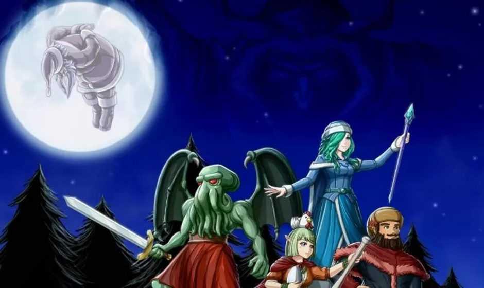 "Cthulhu Saves Christmas: da domani su Nintendo Switch, ""presto"" su PS5"