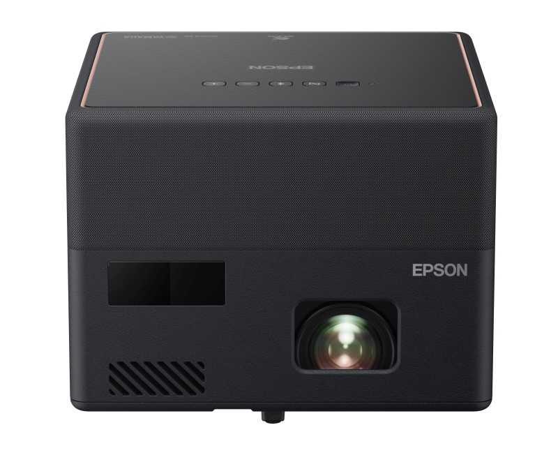 Epson EpiqVision: nuovi proiettori LASER con Android TV
