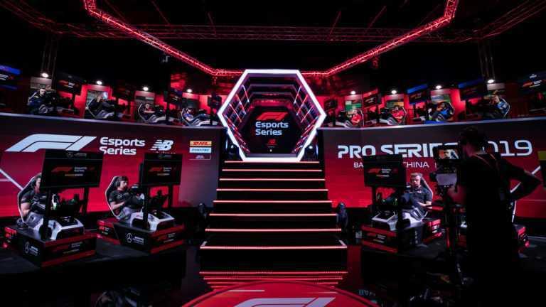 Formula 1: qualifiche per la stagione eSports 2021