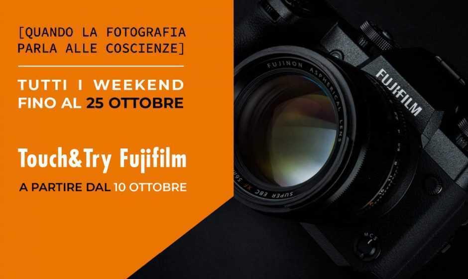 Fujifilm: partner ufficiale del Festival della fotografia Etica 2020
