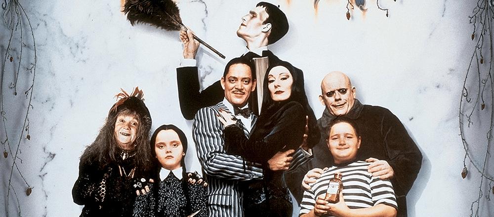 Tim Burton: al via un live-action sulla Famiglia Addams