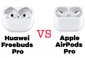 Freebuds Pro: Huawei sfida le AirPods Pro di Apple | Speciale