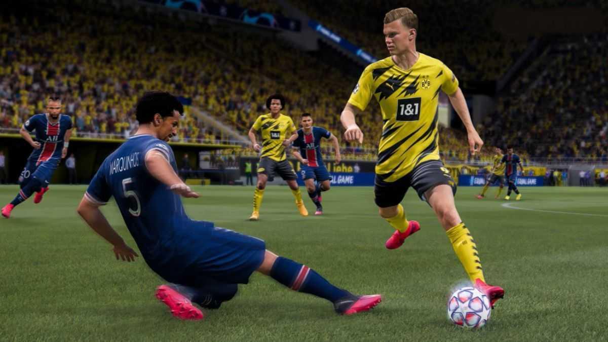 Il nome del primo campione d'Europa di FIFA 21!