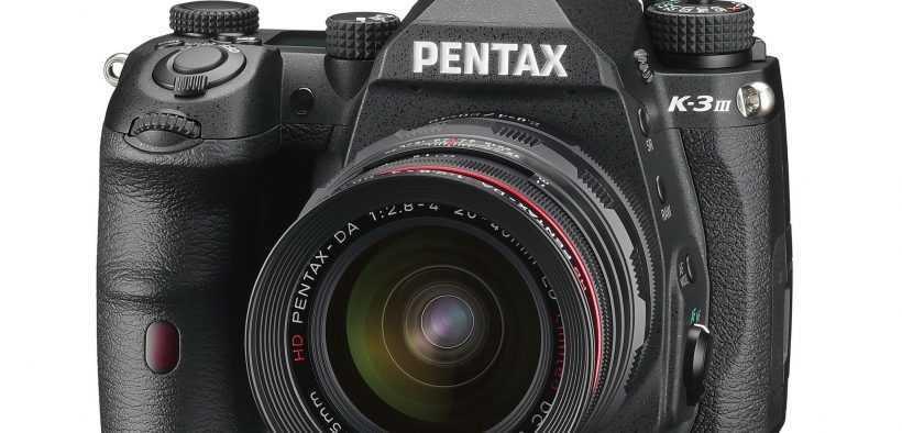 PENTAX K-3 Mark III: anche le reflex APS-C non mollano