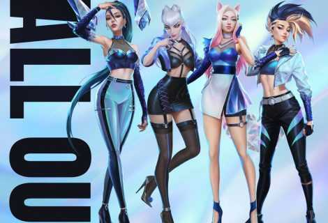 Riot Games: le K/DA tornano a splendere