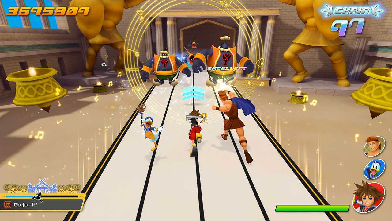 Anteprima Kingdom Hearts: Melody of Memory