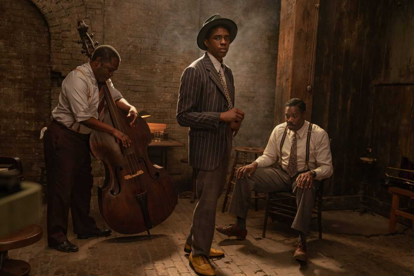Chadwick Boseman: ecco foto e data d'uscita del suo ultimo film