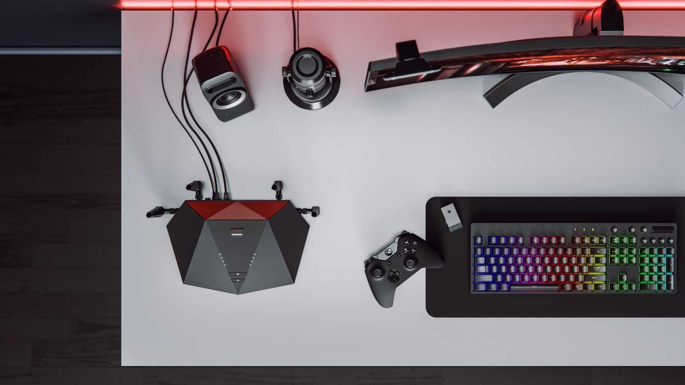 Nighthawk XR1000: Netgear annuncia il nuovo router per gamer