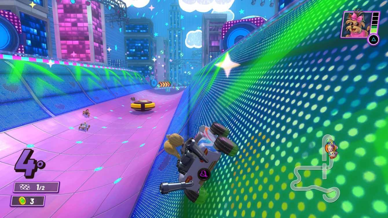 Recensione Nickelodeon Kart Racers 2: Grand Prix