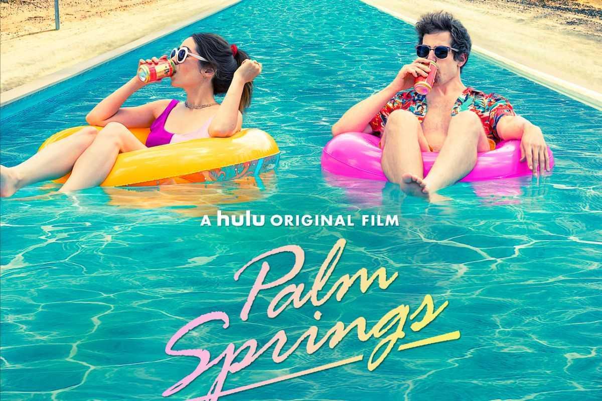 Palm Springs, una commedia intelligente sui paradossi del tempo e dell'amore
