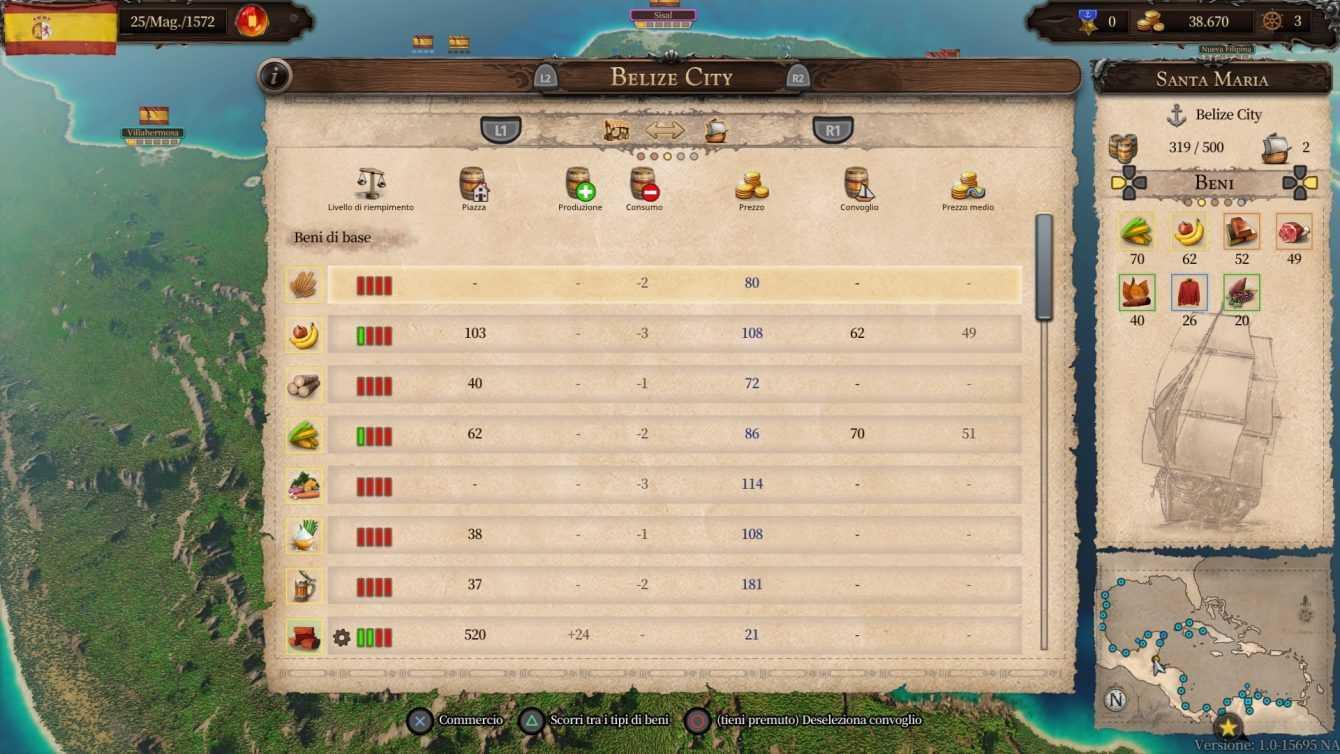 Recensione Port Royale 4: ritorno ai Caraibi