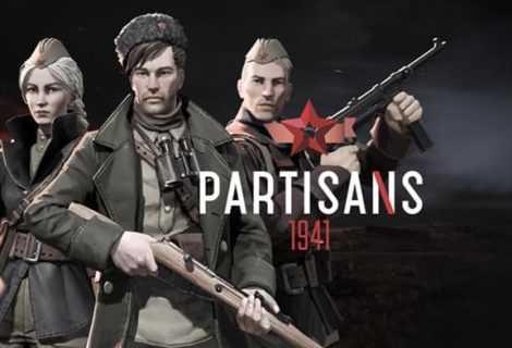 Recensione Partisans 1941: la guerra vissuta dalla Resistenza