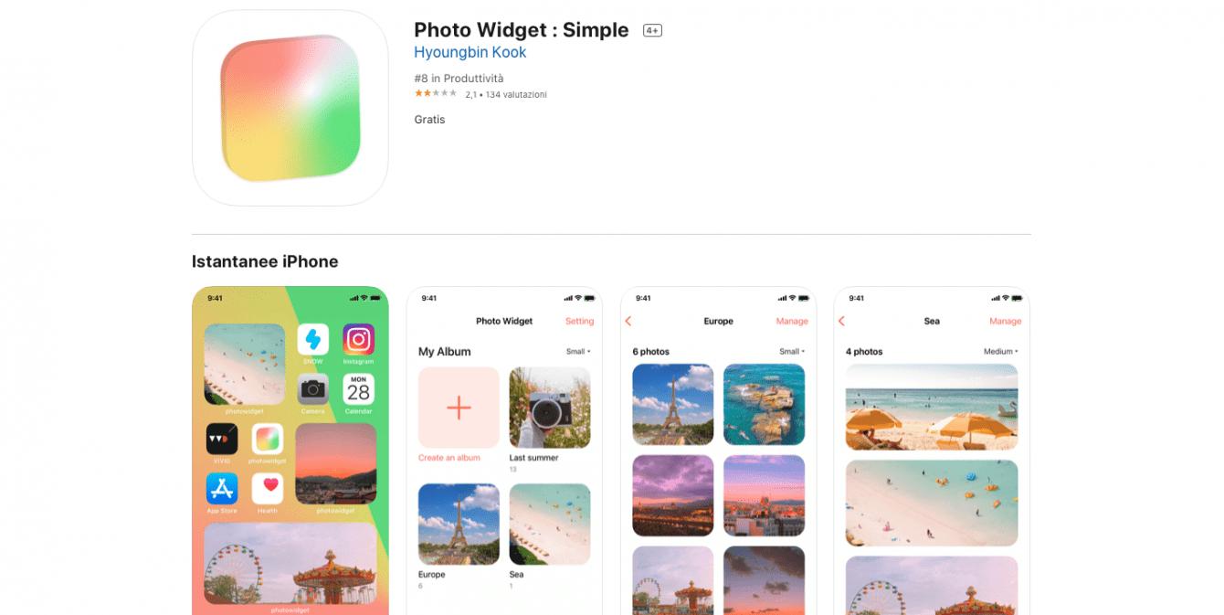 Migliori widget iOS 14: ecco le app compatibili