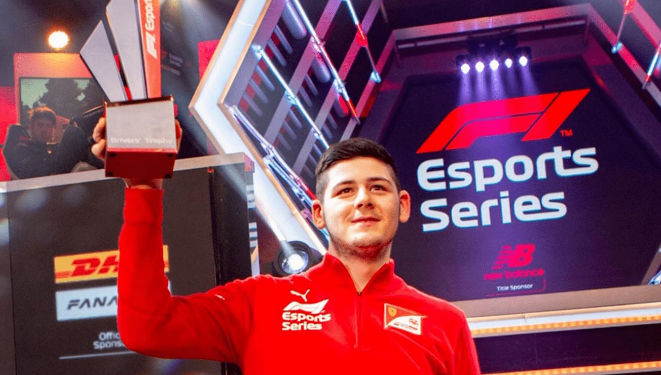 Esports Awards: l'italiano Tonzilla tra i candidati ai premi