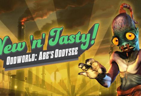 Recensione Oddworld: Abe's Oddysee New n Tasty! Abe's back!