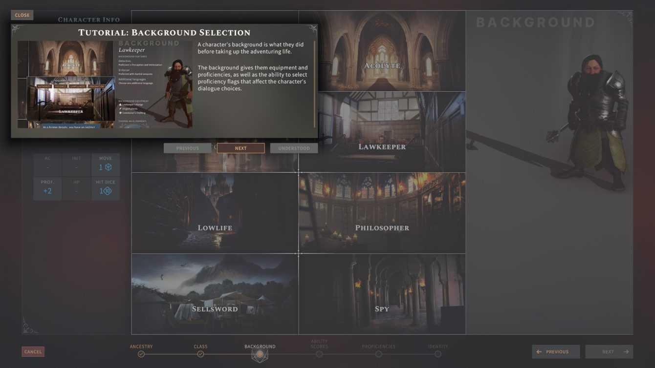 Anteprima Solasta: Crown of the Magister, quasi un videogioco da tavolo