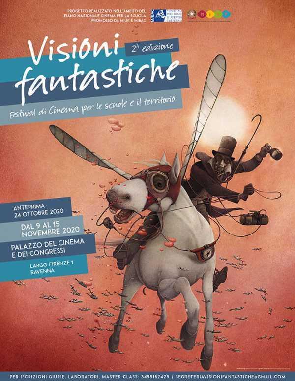 Visioni Fantastiche Festival: pronto per la versione ibrida