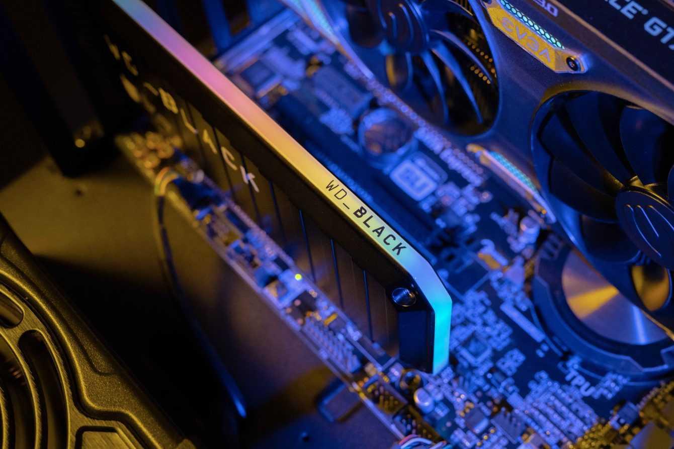 Western Digital WD BLACK: tre soluzioni storage innovative