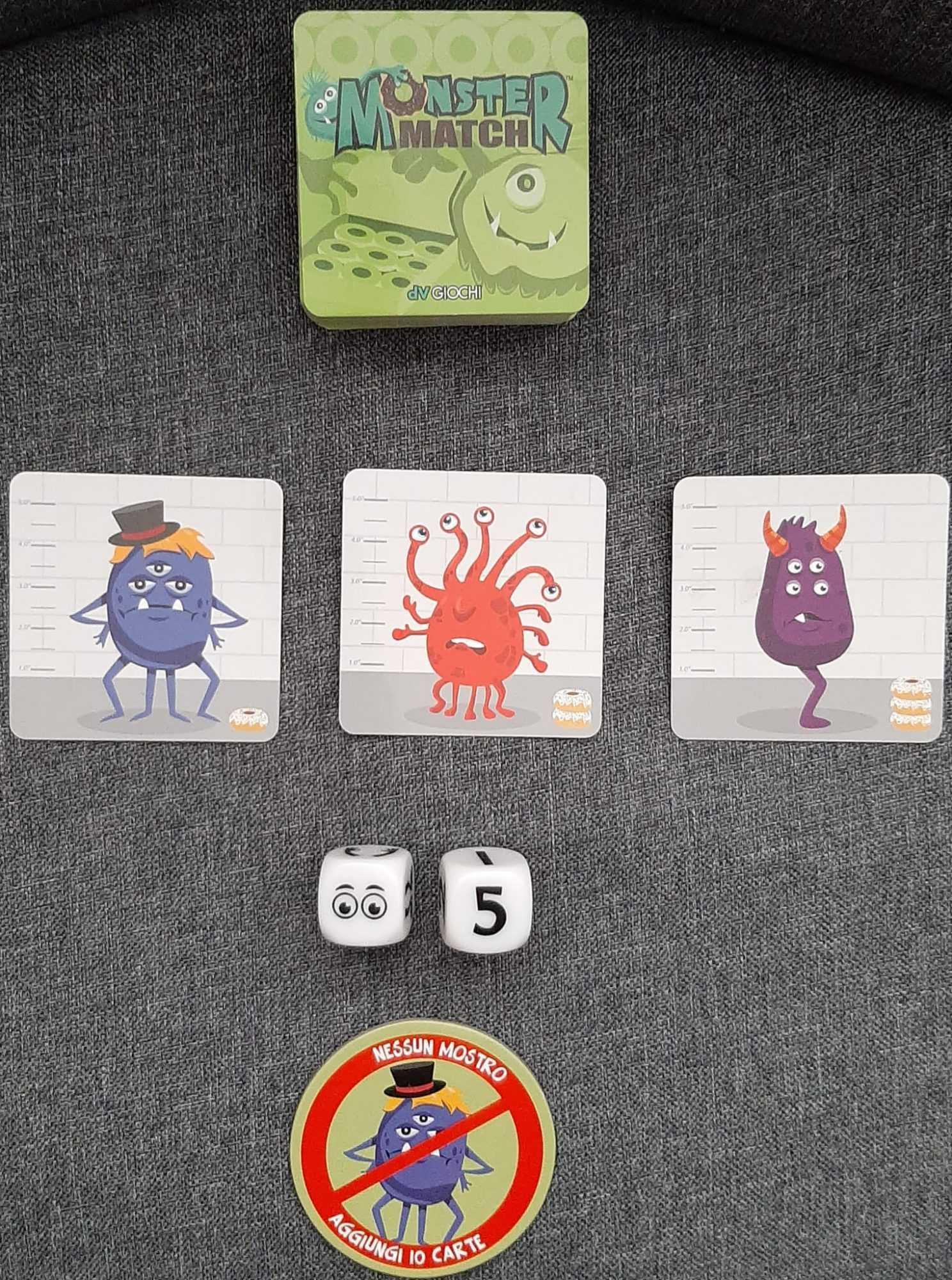 Recensione Monster Match: benvenuti a Ciambellonia
