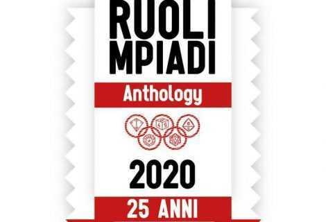 Ruolimpiadi 25: Anthology: Le partnership 2020