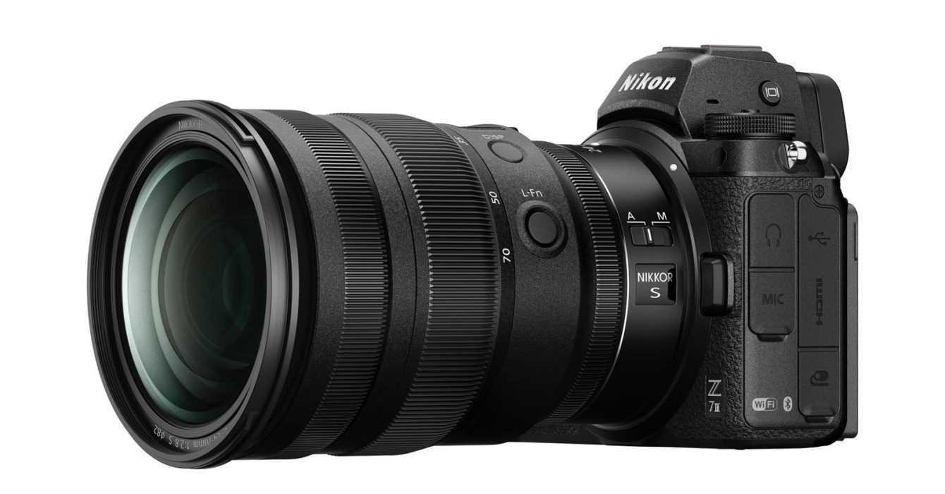 Nikon: Z 7II e 6II le mirrorless di nuova generazione