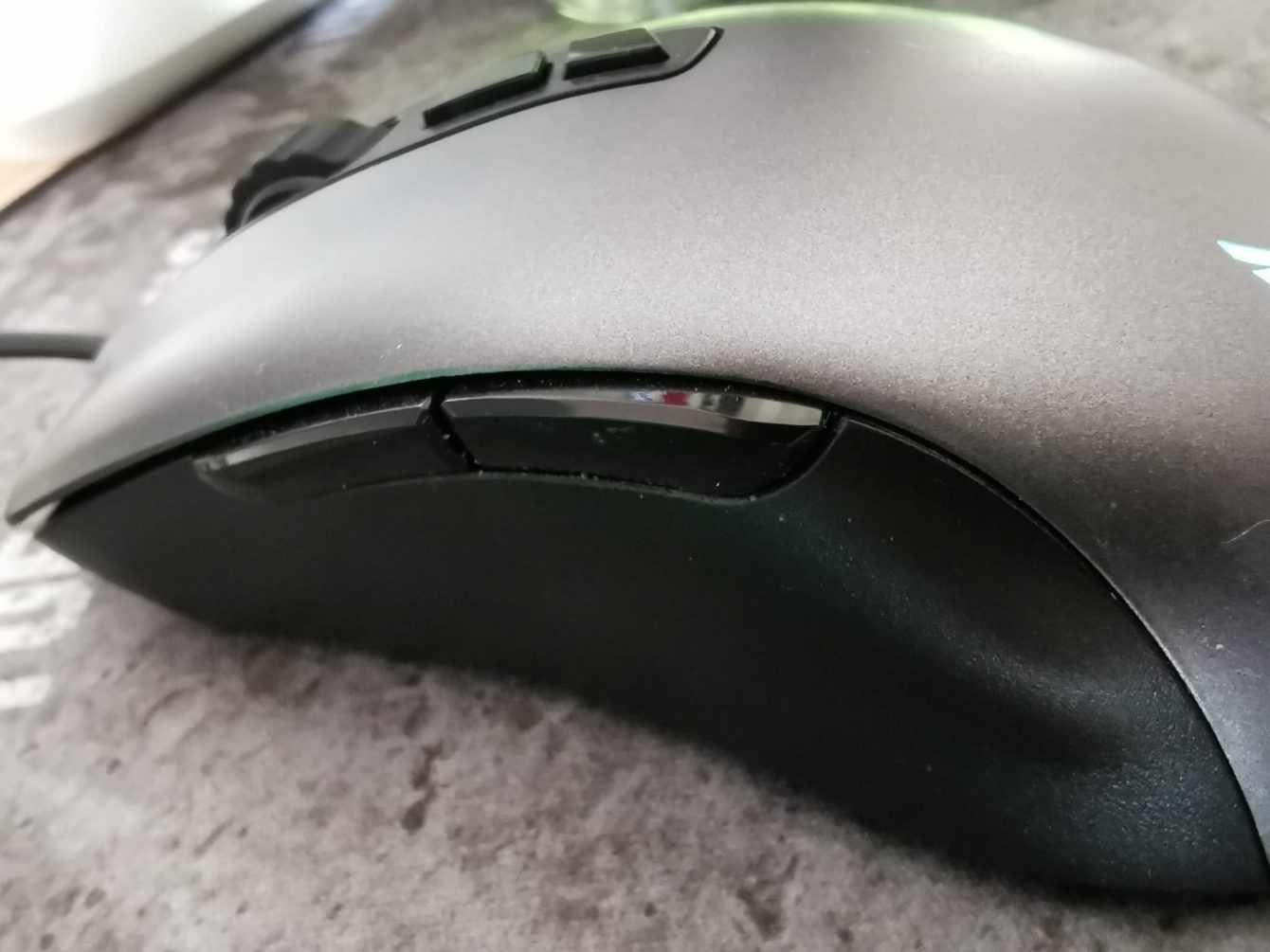Recensione ASUS TUF Gaming M3 e TUF Gaming P3: mouse e mouse pad per novizi