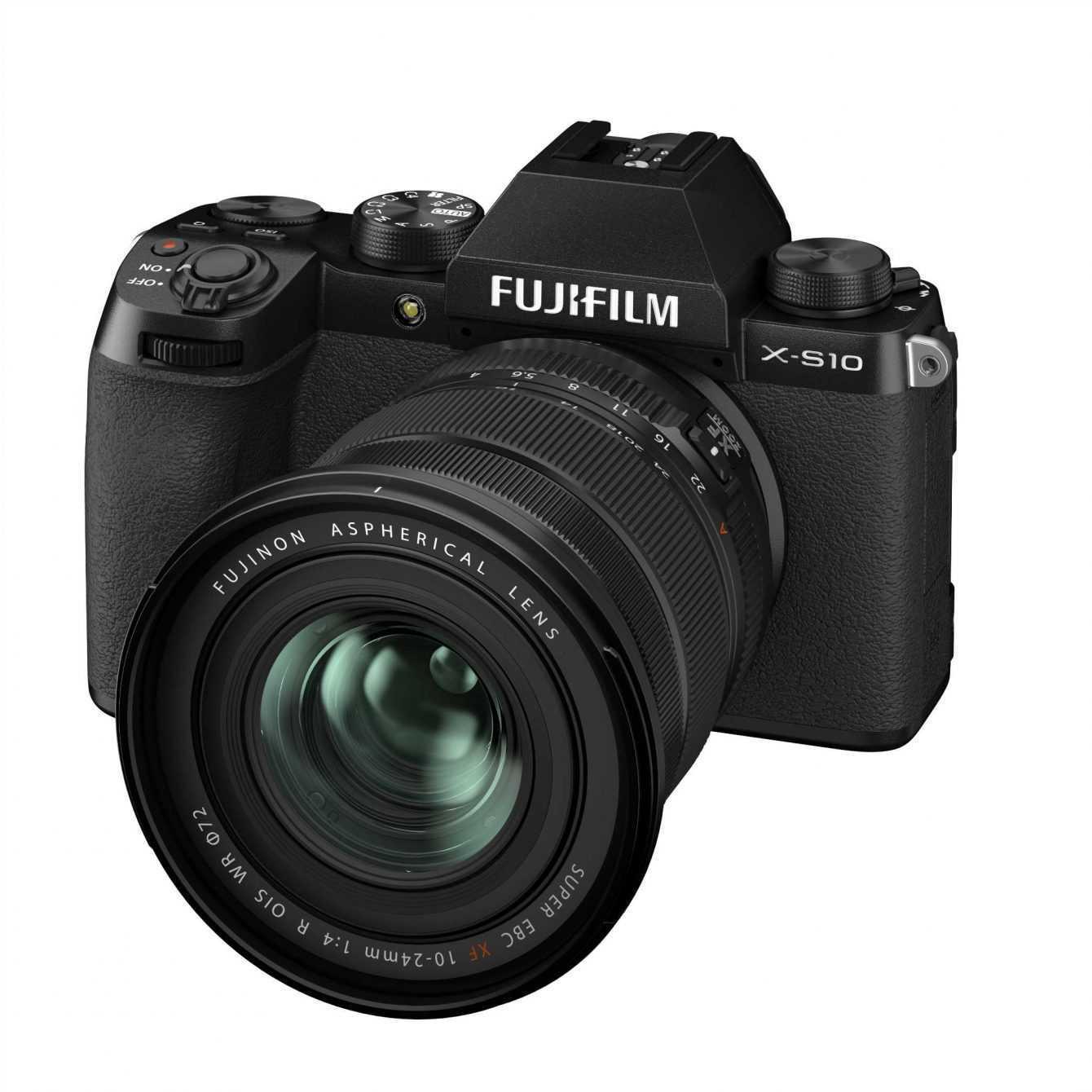 FUJIFILM XF10-24mmF4 R OIS WR e la nuova roadmap ottiche