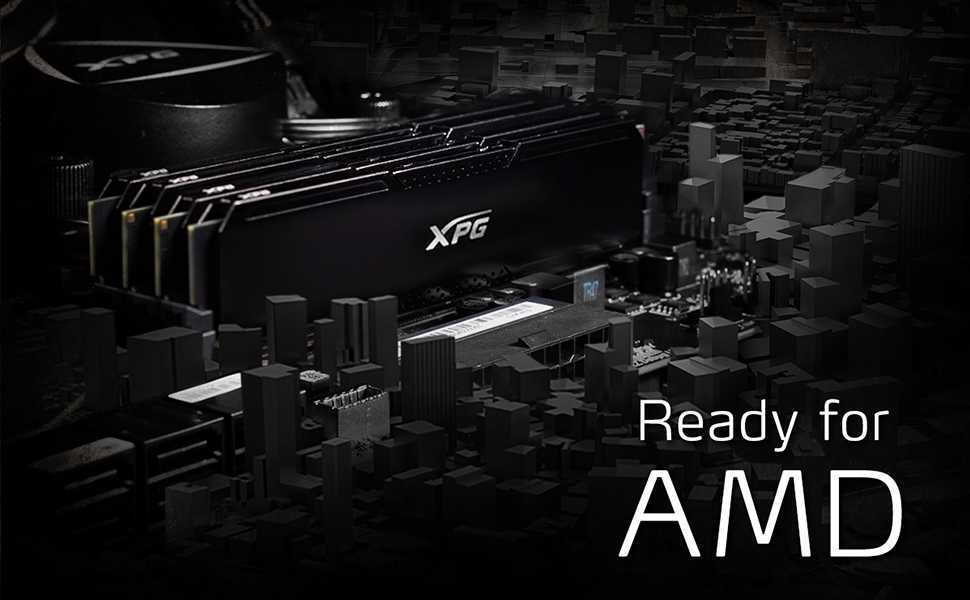 XPG GAMMIX D20: nuove RAM low profile da 4133 MHz