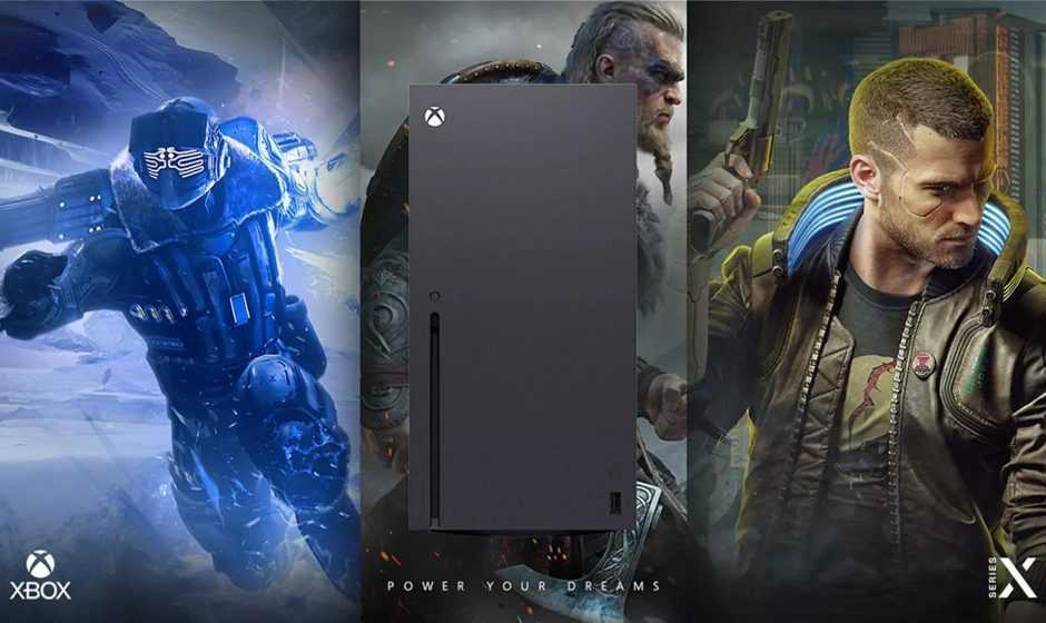 """Xbox Series X: ecco il secondo trailer """"Power your dreams"""""""