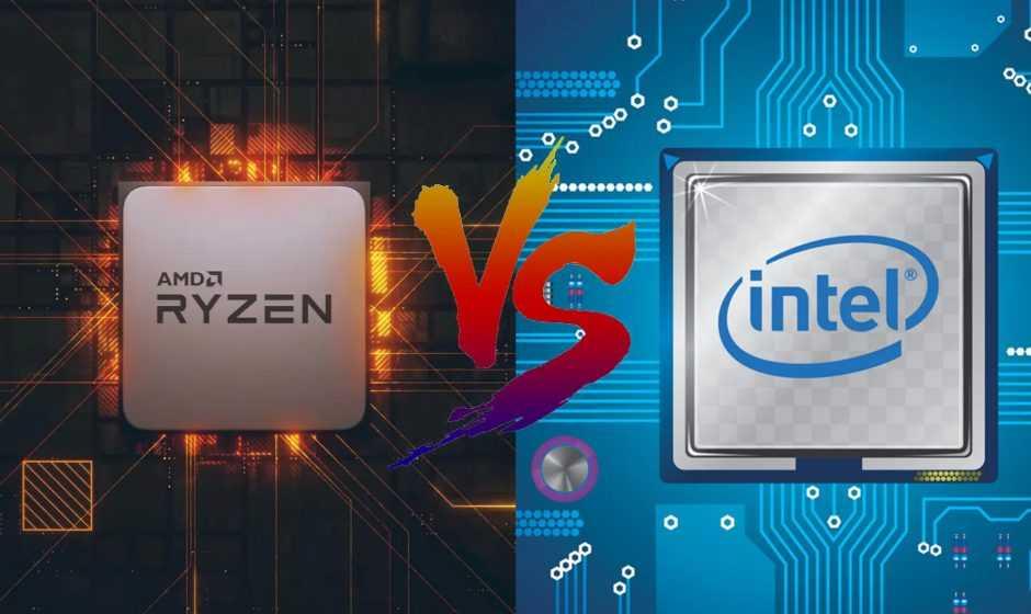 AMD VS Intel: chi domina sul mercato? Ecco le statistiche!