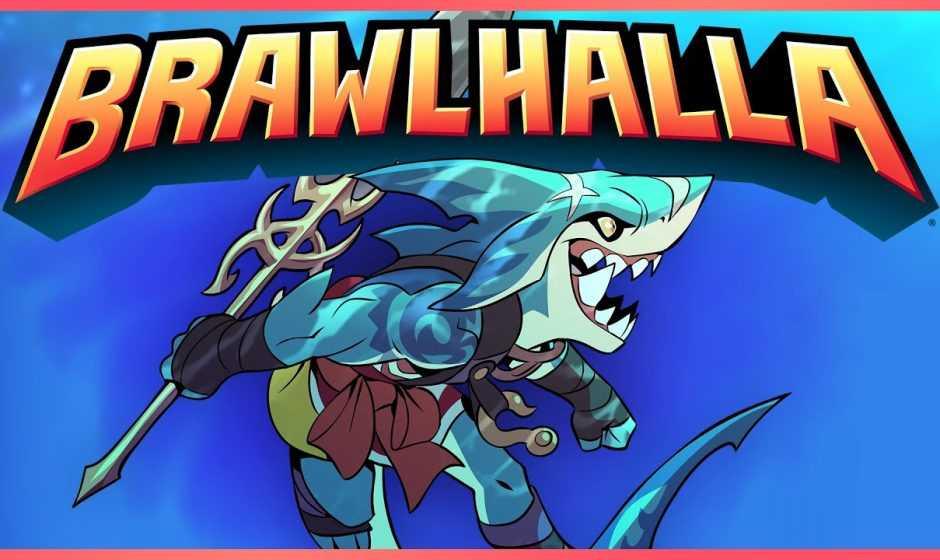 Brawlhalla: Mako the Shark è la nuova leggenda