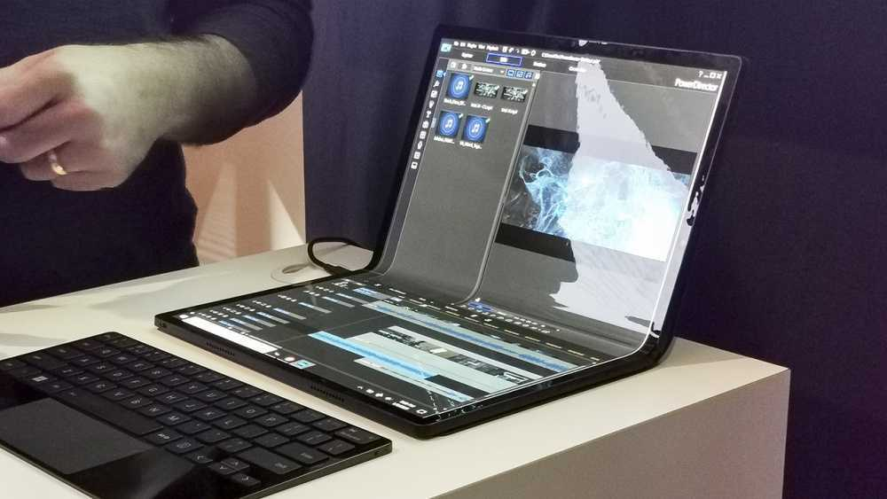Samsung, Microsoft e Intel al lavoro per un Notebook futuristico