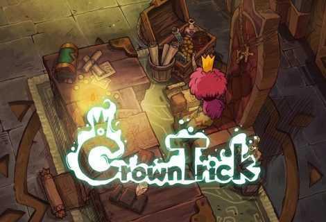 Recensione Crown Trick: un viaggio onirico