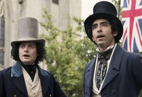 Recensione La vita straordinaria di David Copperfield: gioia e drammi