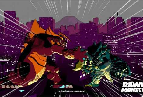 Dawn of the Monsters: un gioco kaiju per Nintendo Switch nel 2021