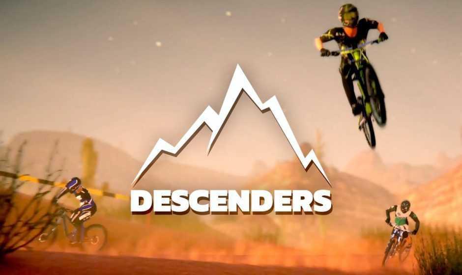 Descenders arriverà in edizione fisica per la famiglia Xbox