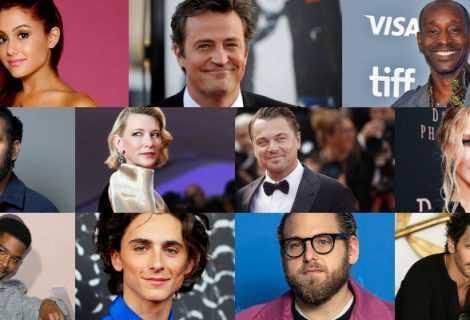 Don't Look Up: le prime immagini di Leonardo DiCaprio e Jennifer Lawrence