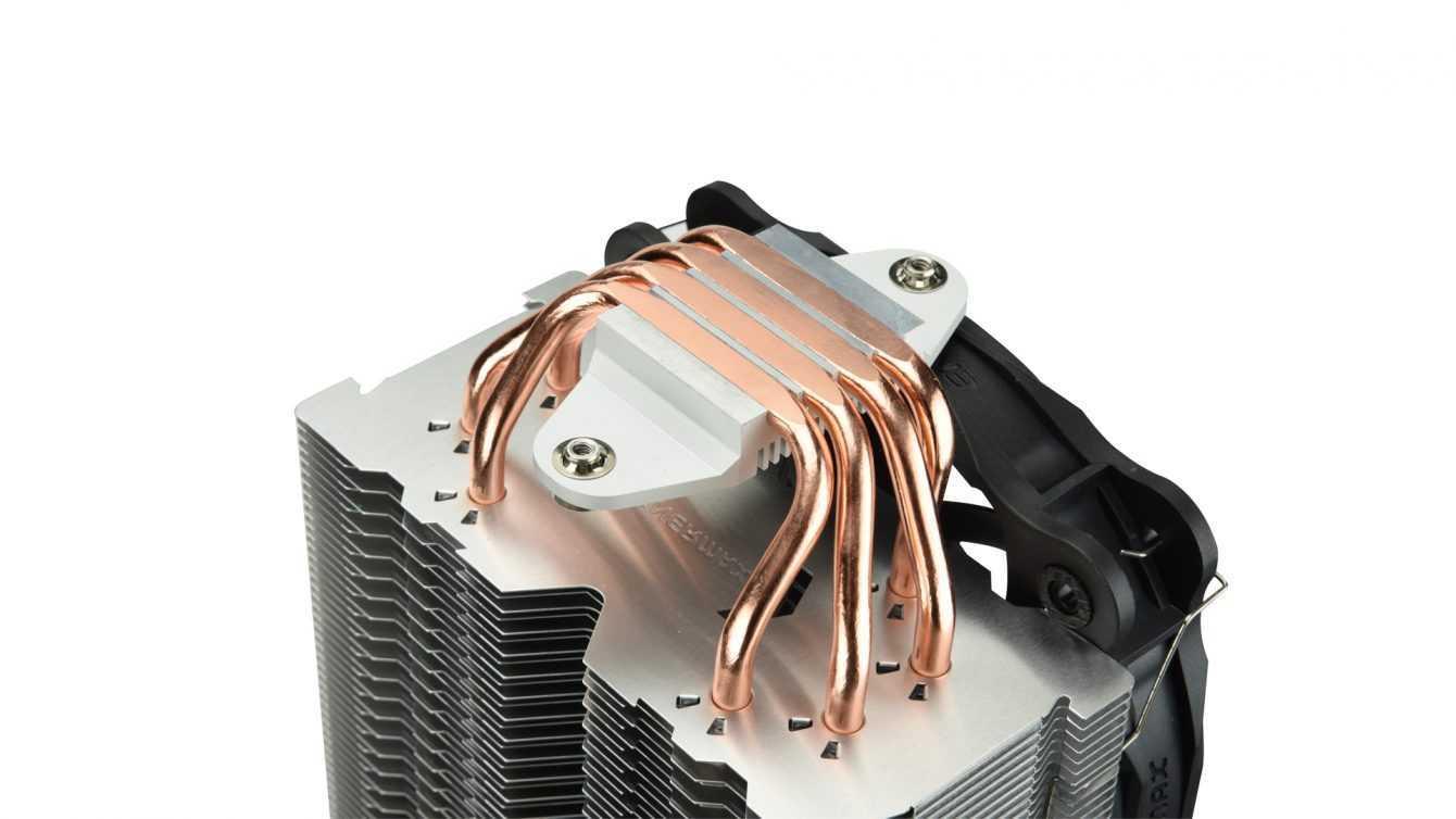 Enermax presenta ETS-F40 Silent Edition, il dissipatore ad aria