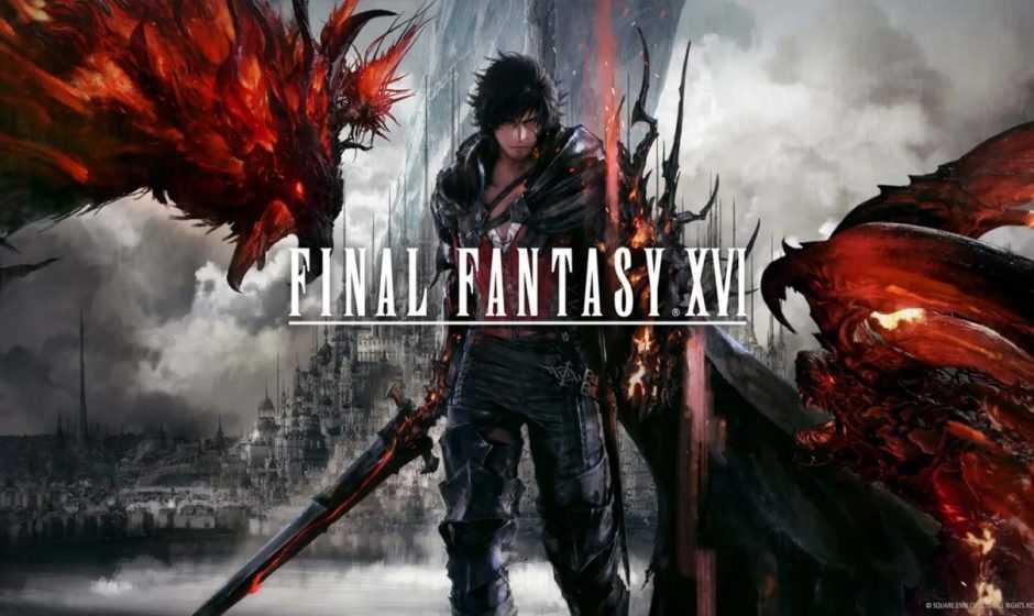 Final Fantasy XVI: apre il sito ufficiale