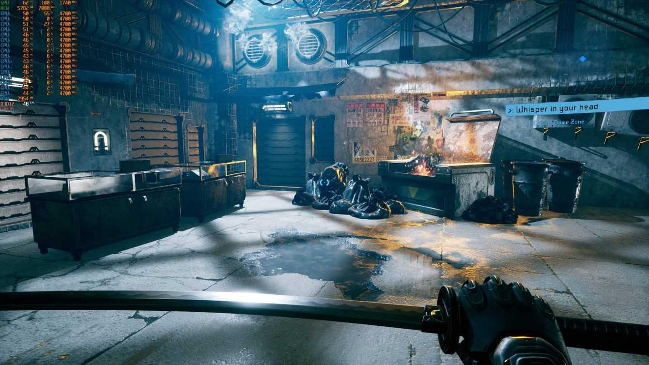Ghostrunner: upgrade gratuito su PS5 e Xbox Series X/S