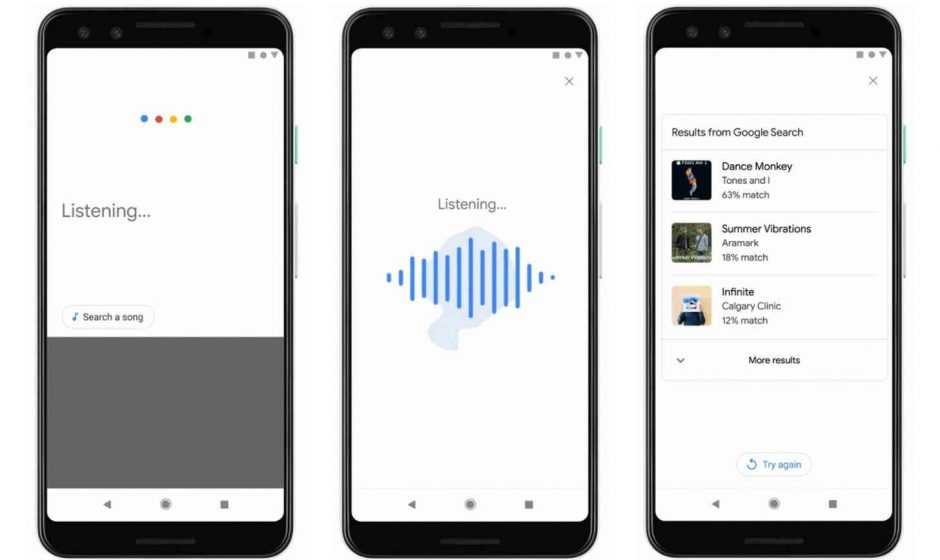 Google riconosce le canzoni, anche se canticchiate