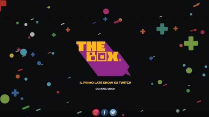 The Box: Predator partner del primo late show su Twitch