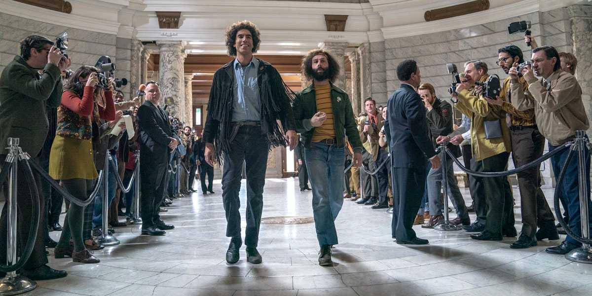 Il processo ai Chicago 7: corsa agli Oscar per tutto il cast