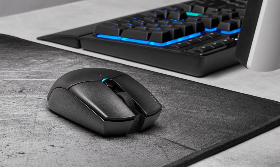 CORSAIR Katar Pro: nuovo mouse wireless da 96 grammi