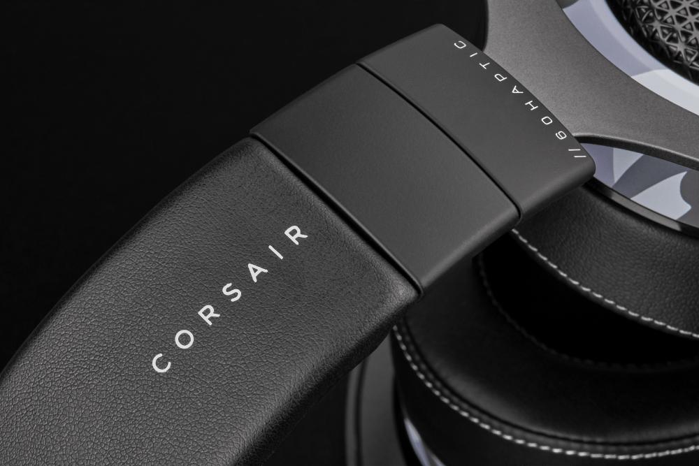 Le cuffie CORSAIR HS60 HAPTIC vantano una tecnologia unica