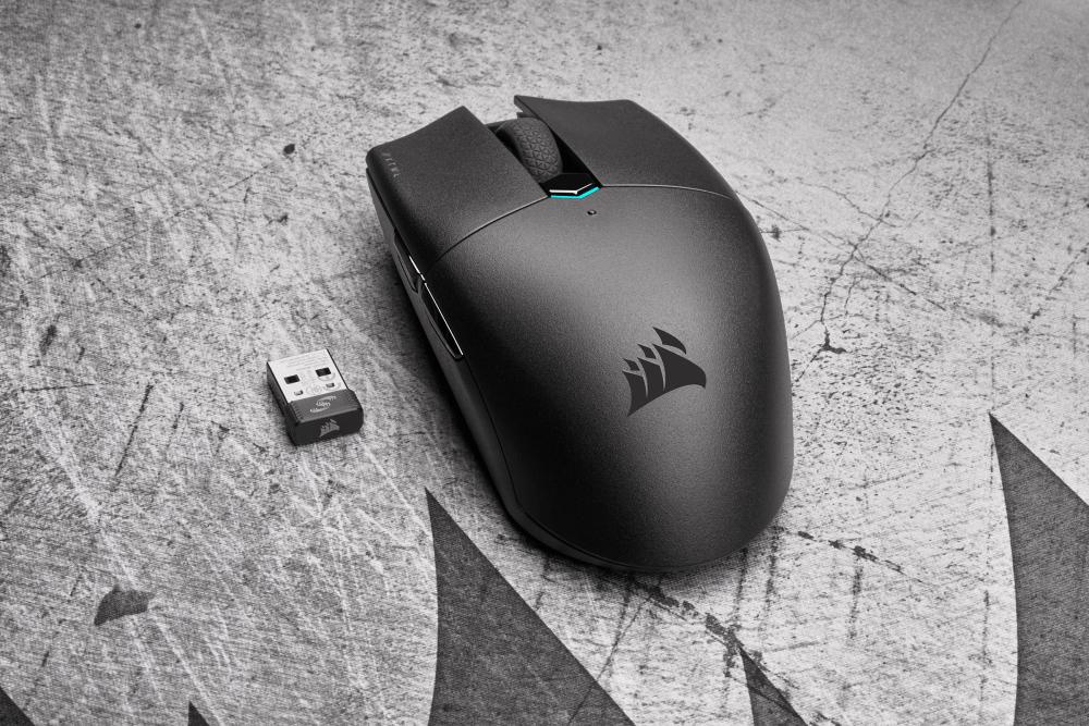 CORSAIR Katar Pro: nuovo mouse wireless da 96 grammi