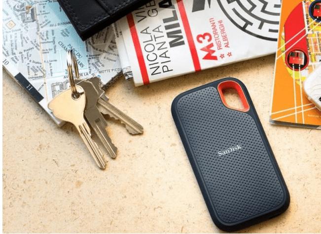 SanDisk Extreme PRO: SSD piccoli come carte di credito