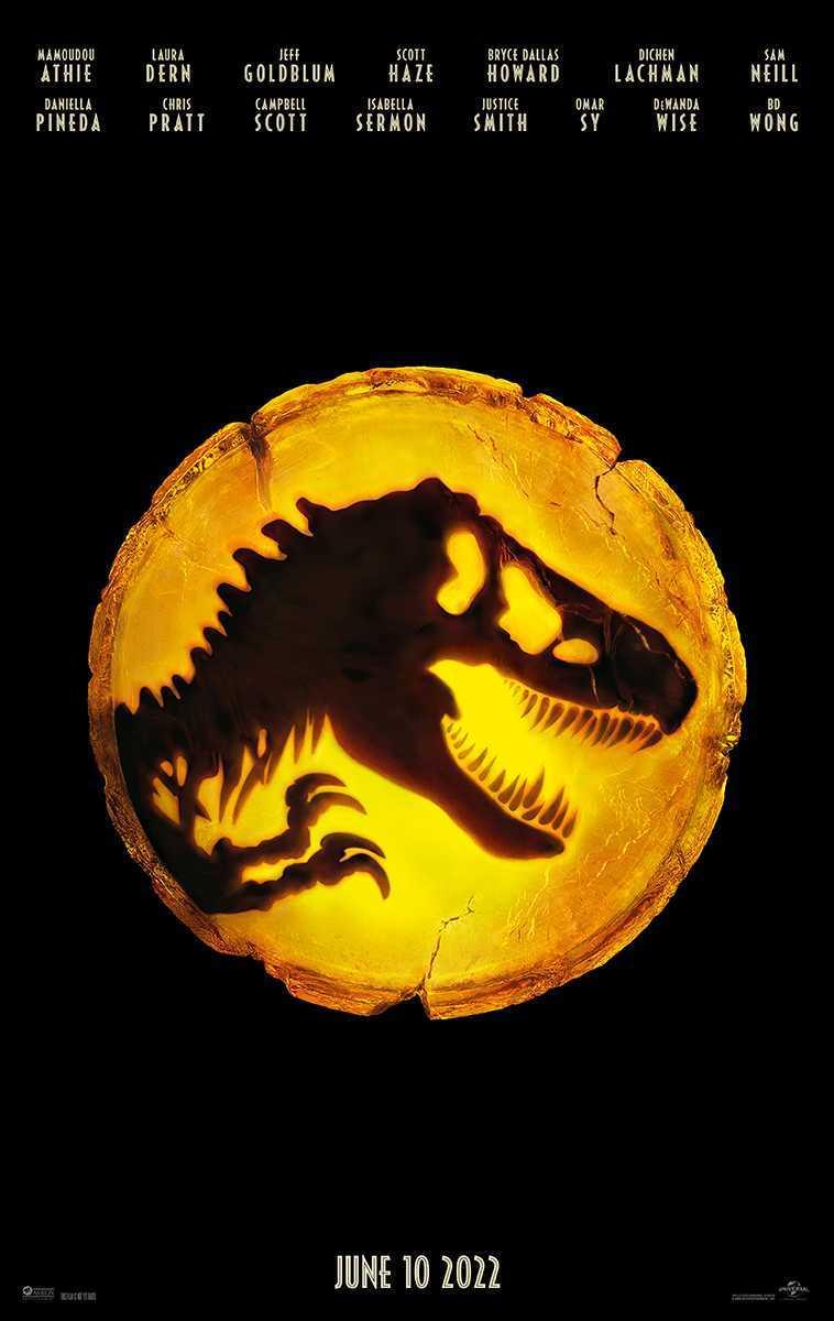 Jurassic World: Dominion, rimandata l'uscita al 2022