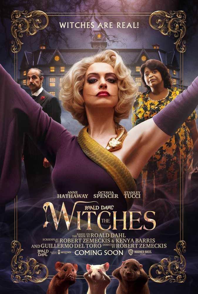 Le Streghe: ecco il trailer e il poster del film di Robert Zemeckis!