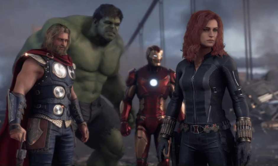 Marvel's Avengers: niente next-gen prima del 2021